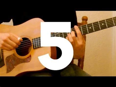 tutorial guitar creep sungha jung creep guitar lesson tutorial part 5