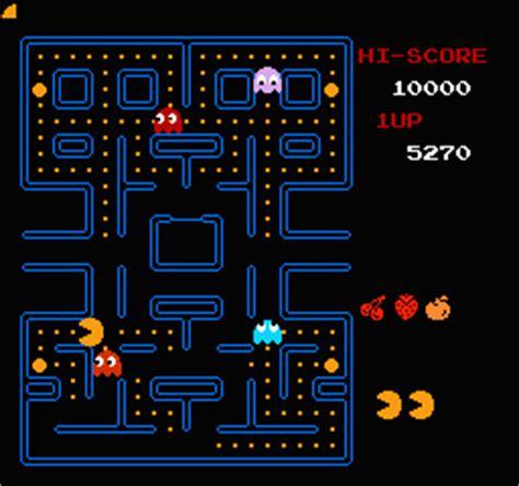 play pac man nintendo nes online | play retro games online