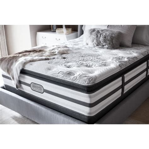 California King Mattress Pillow Top by Beautyrest South California King Size Luxury Firm