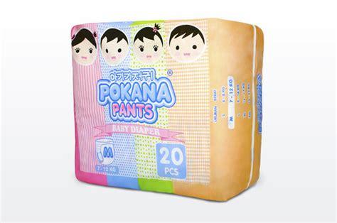 Pokana Baby pokana baby diapers from pt tata global sentosa
