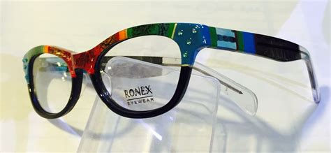 colorful eyeglasses new ronex colorful eyeglasses frames inspired by frida