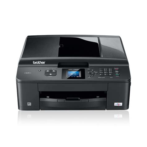 reset printer brother j430w mfc j430w