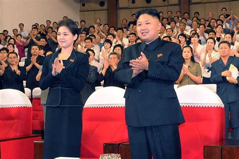 kim jong un wife bio fears for kim jong un s wife after she vanishes from public