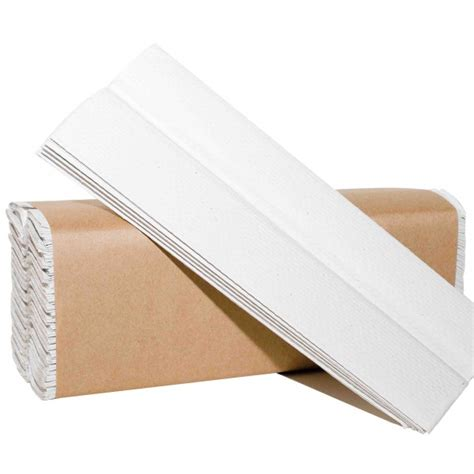 Paper Towel Napkin Folding - c fold paper towel