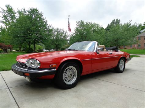 1990 jaguar xjs convertible 1990 jaguar xjs for sale