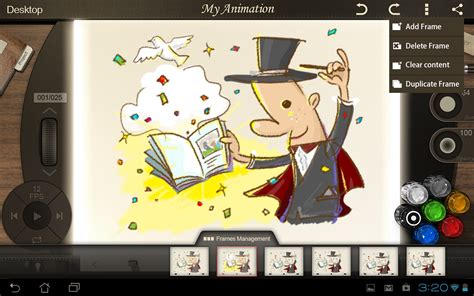 animation app android animation desk classic android apps on play