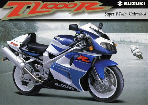 Tl1000r Suzuki Suzuki Tl1000r Brochures
