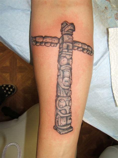native american cross tattoos american cross on arm