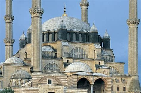 ottoman architect sinan collections mimar sinan selimiye k 252 lliyesi archnet