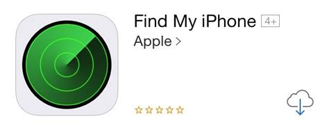 Find My iPhone Icon Gets Updated For iOS 7, Breaks App For ... Find My Iphone Apple