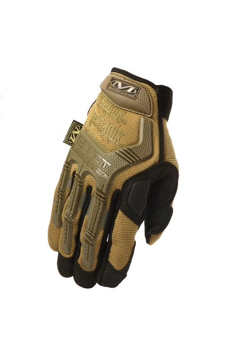 Mechanix M Pact Coyote mechanix m pact covert gloves w rubberized knuckle large