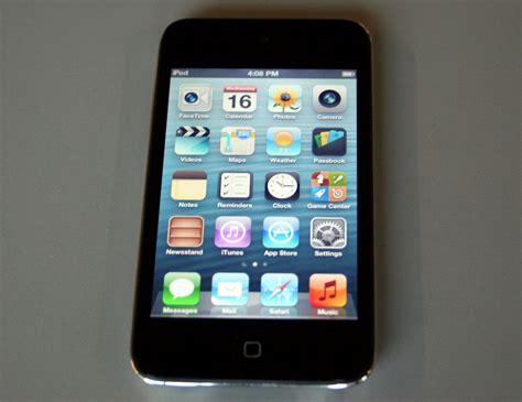 Usb Ipod Apple apple ipod touch 4th 32gb black a1367 mc544ll a retina