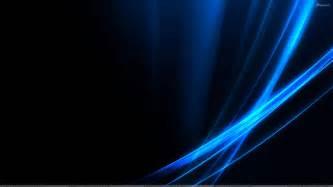 blue led relection on black backround wallpaper