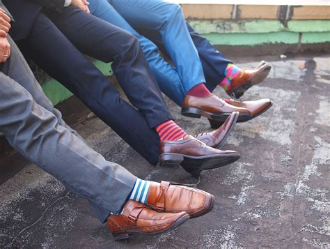 mens colored socks using color in your accessories black lapel