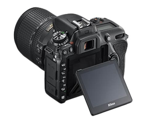 nikon d7500 dslr announced, will be available in india