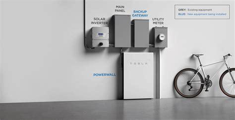 Tesla Battery Backup Powerwall Support Tesla
