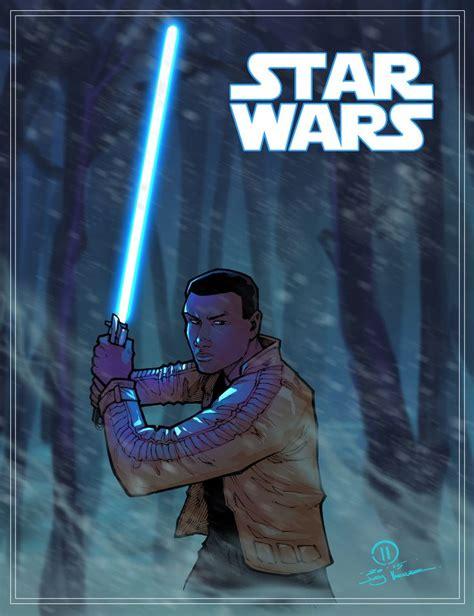 star wars the force 0241201160 finn star wars the force awakens by joeyvazquez com on star wars