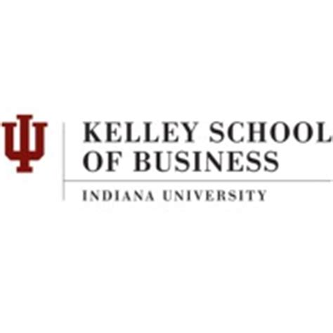 Indiana State Mba Average Gmat by Kelley School Of Business