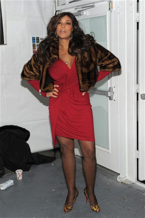 Wendy Williams Wardrobe Stylist by Wendy Williams In Mercedes Fashion Week Fall 2010