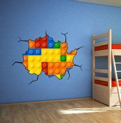 1000 images about chambre gar 231 on on lego room decor classic wall stickers and lego