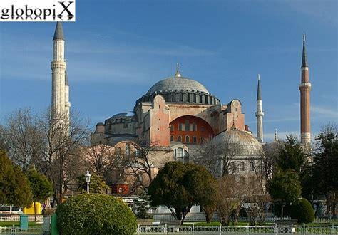 photo istanbul basilica di santa sofia a istanbul globopix