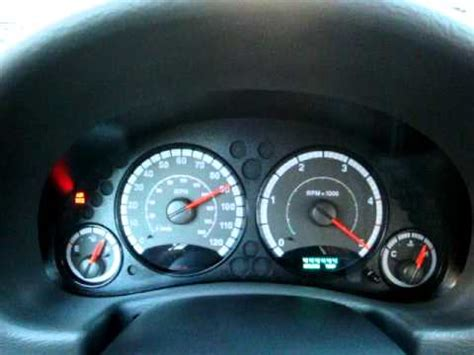 Jeep Liberty CRD instrument cluster test. - YouTube Rockauto