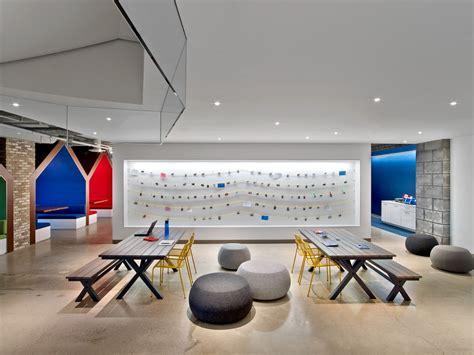 Garage Gym Design a tour of linkedin s beautiful new toronto office