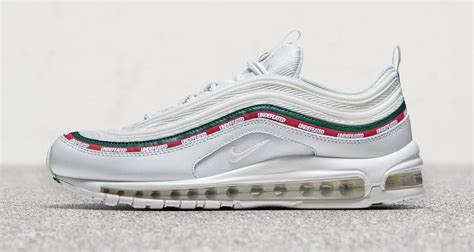 undefeated nike air max 97 black white release date sole collector
