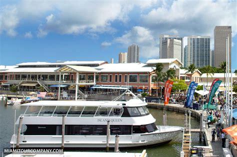 boat tour miami beach city tour of miami boat cruise