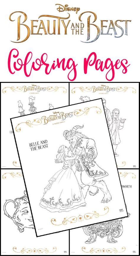 printable version of beauty and the beast 79 coloring pages belle beauty and the beast beauty
