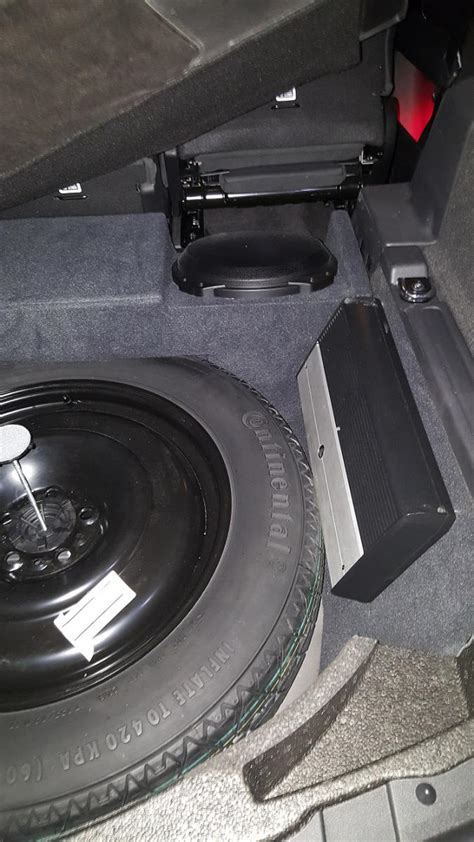 discovery sport subwoofer install land rover