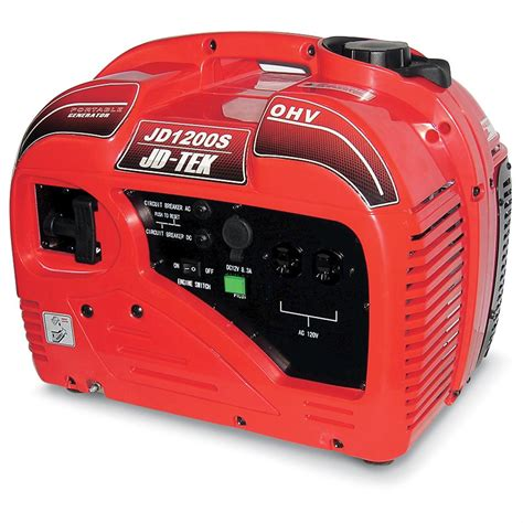 Genset 1200 Watt Np1500e 1 jd tek 1 200 watt portable generator 129462 portable generators at sportsman s guide