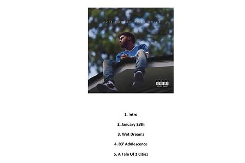 2014 forest hills drive live free download