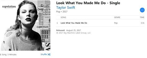 download mp3 free look what you made me do download taylor swift s new album reputation single