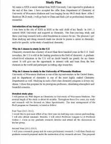 study plan template for scholarship how to write a study plan china schooling