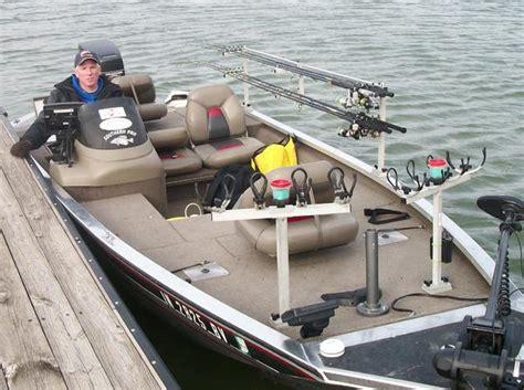 crappie boat rod holders barhun get homemade boat rod holders