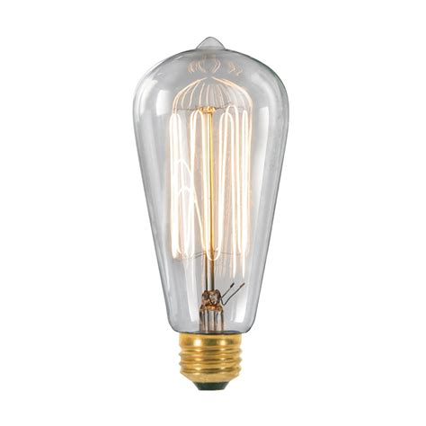 Filament Light Bulb Fixtures Elk Lighting 1092 60w Classic Filament Vintage Light Bulb Atg Stores