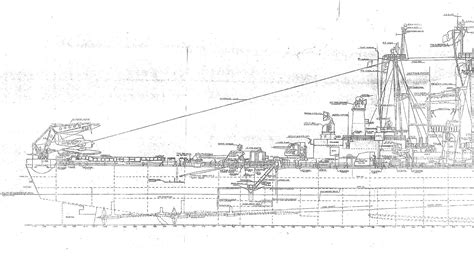 Section 148 Orders by Uss Newport News Ca 148 Naval Research Ship S Plans
