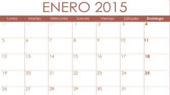 Calendario De Enero Calendario Fiscal Mes De Enero De 2015 De Anfix