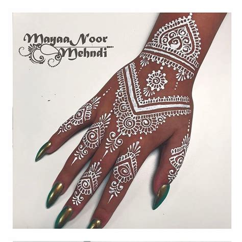 black and white henna tattoo designs white henna for prom white henna white