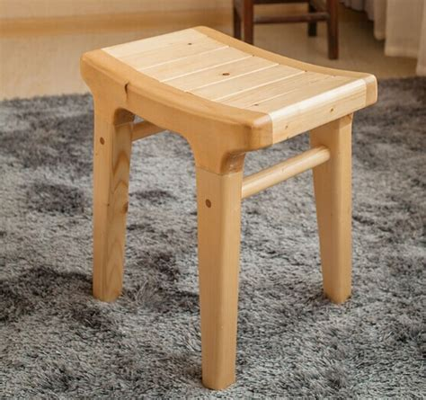 kids bathroom stool aliexpress com buy 100 wooden stool pure natural