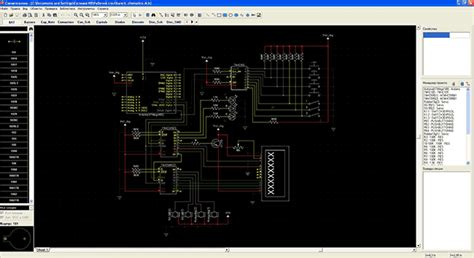 automatic pcb layout design software diptrace software amplifiercircuits com
