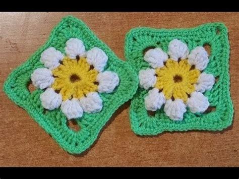 piastrelle crochet tutorial piastrella alluncinetto primaveraazulejo crochet
