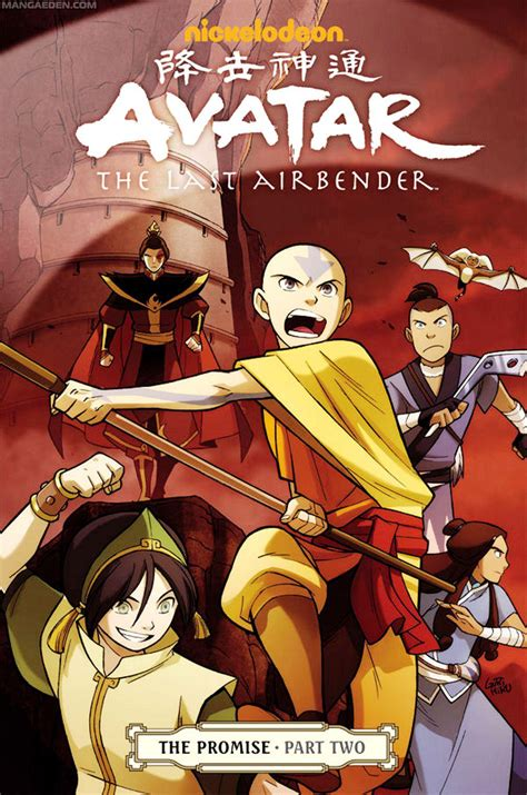 avatar the last airbender the promise read avatar the last airbender the promise 2 for