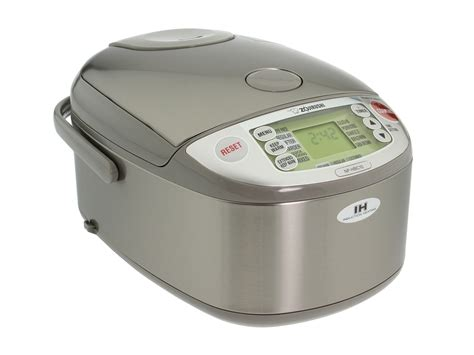 induction heating rice cooker review zojirushi np hbc10 5 5 cup induction heating rice cooker warmer shipped free at zappos