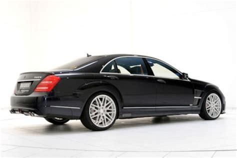 Lu Led Motor Mono brabus sv12 r biturbo 800 die schnellste luxuslimousine