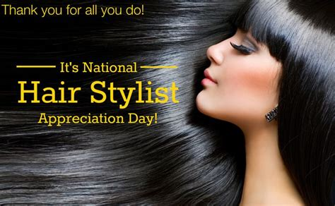 day of hair stylist 17 best images about cosmetology industry business tips on