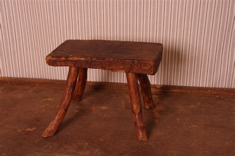 1880 s gum and eucalypt stool swan hill