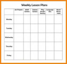 lesson plan template free 12 lesson plan templates free hr cover letter