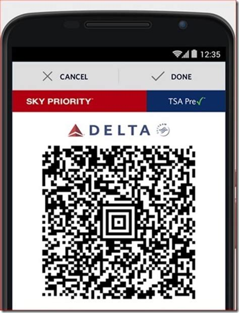 the delta mobile boarding pass hack isn't a big deal